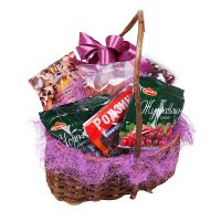 Order the basket of dried fruits in our online shop. Delivery!