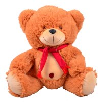 Product Red teddy-bear 45 cm